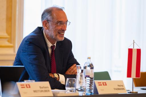 Bundesminister Faßmann