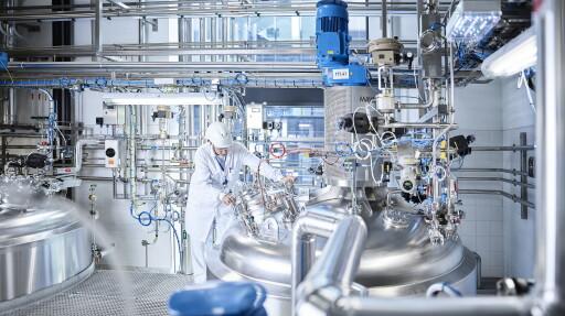 Produktion hochwertiger Biosimilars am Standort Schaftenau (Tirol)