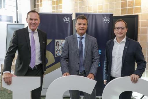 ISS Pressefrühstück zu 65 Jahre ISS Österreich & Innovationen im Facility Management