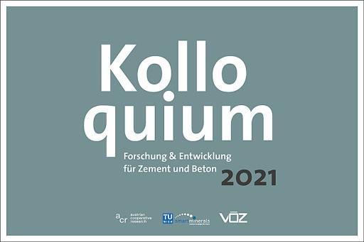 Key Visual zur Veranstaltung Kolloquium 2021