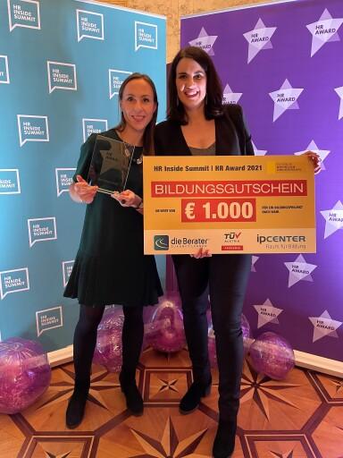 Wiener Städtische gewinnt HR-Award in Gold